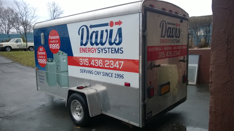Business Vehicle Decals Made Easy   Car Lettering, Wrap
